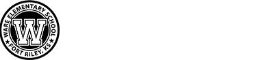 Ware logo with Home of the Bears