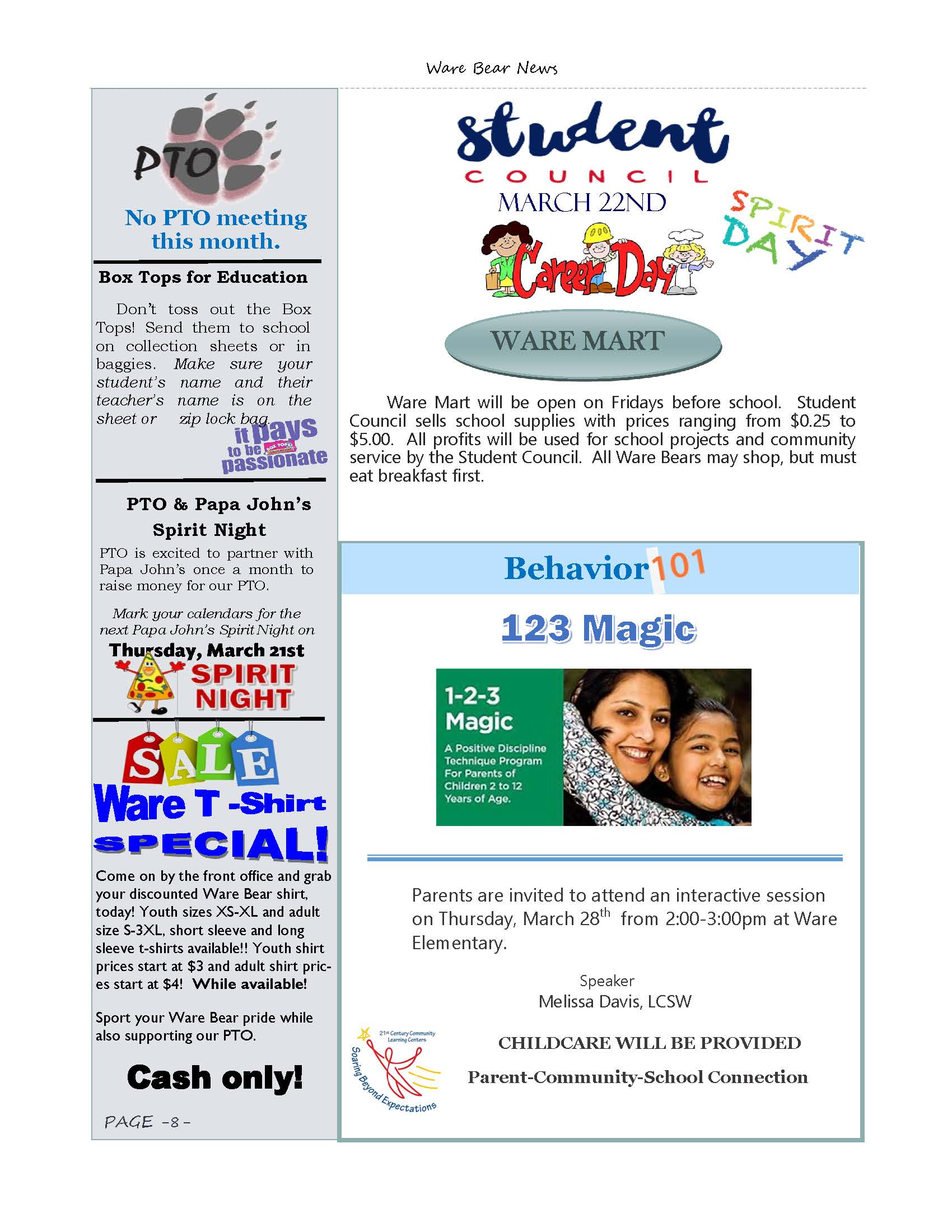 March eNewsletter Page 08